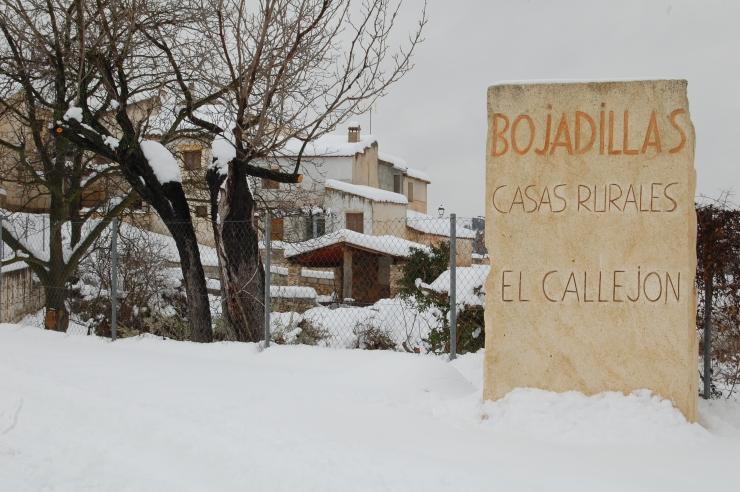 Casas Rurales Bojadillas